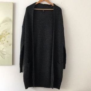 Mossimo Supply Co. Sweaters - Mossimo Cardigan Chunky M